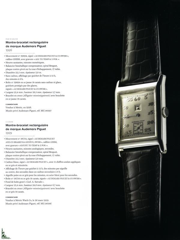Audemars Piguet Master Watchmaker Since 1875